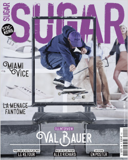 Sugar skateboard magazine 186
