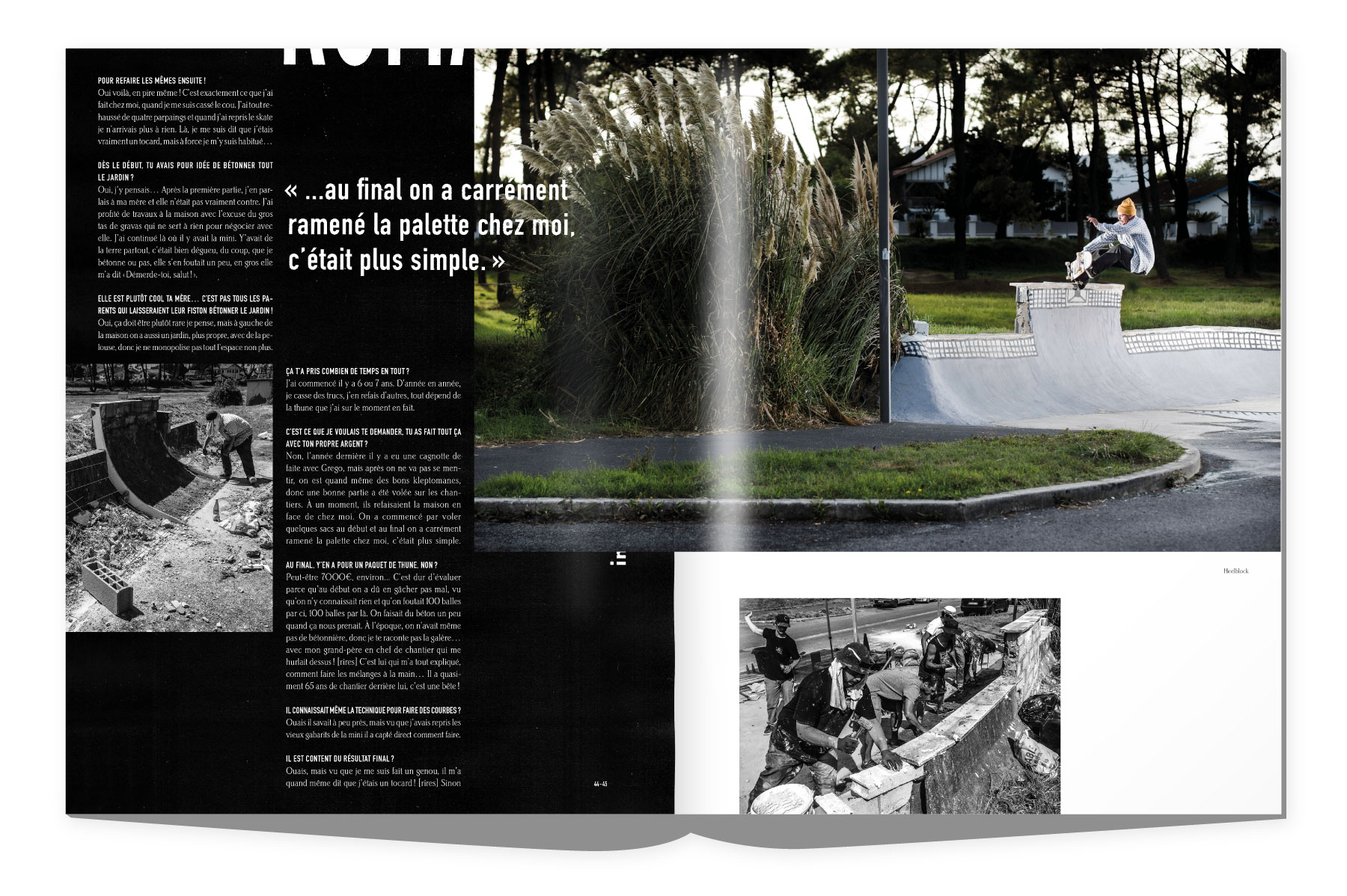 Sugar skateboard magazine fevrier mars 2017