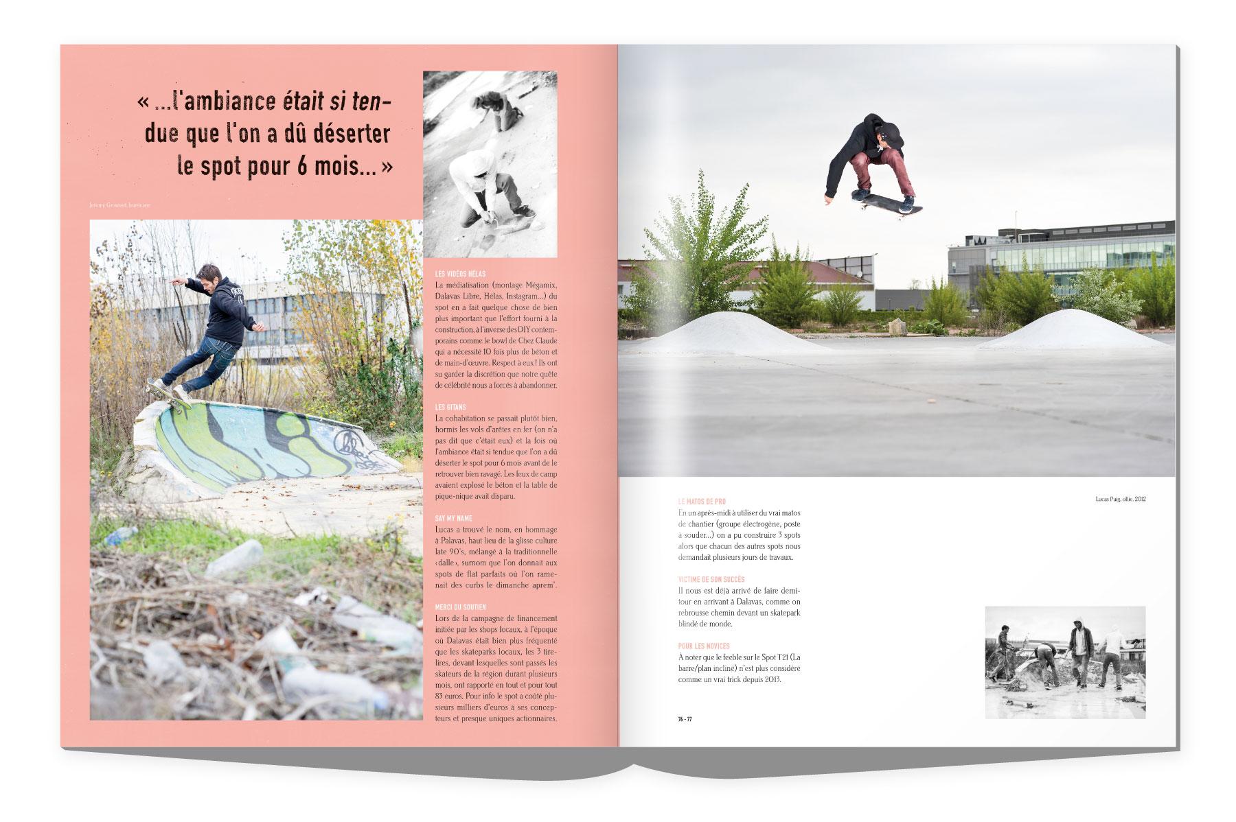 Sugar skateboard Dalavas lucas puig