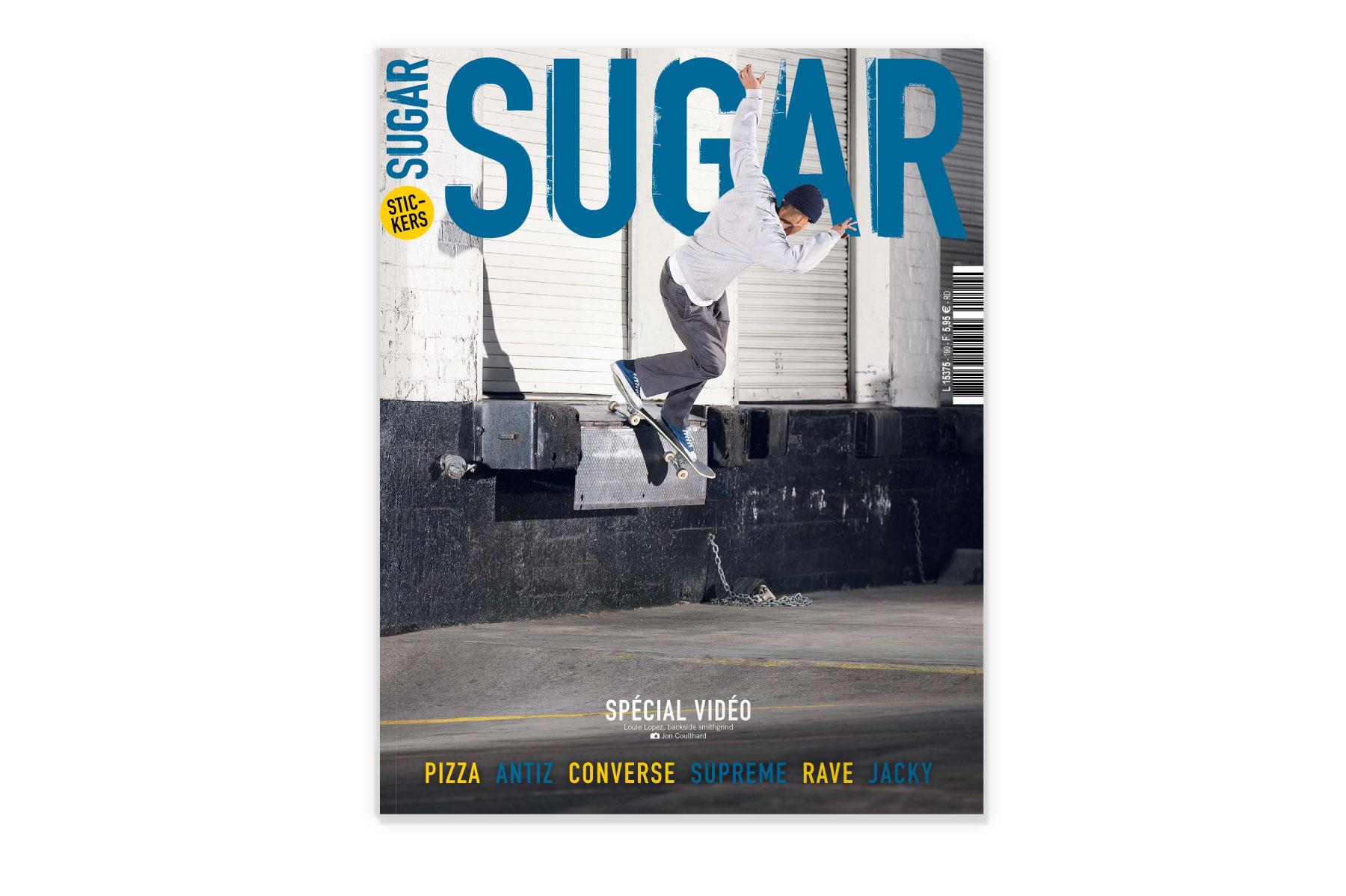 sugar 190 vidéo